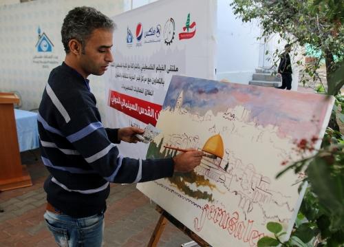 مهرجان القدس السينمائي الدولي الدورة الثانية 29-11-2017