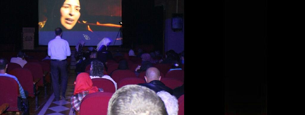 انطلاق فعاليات الدورة الثانية من غزة والقدس لمهرجان القدس السينمائي الدولي