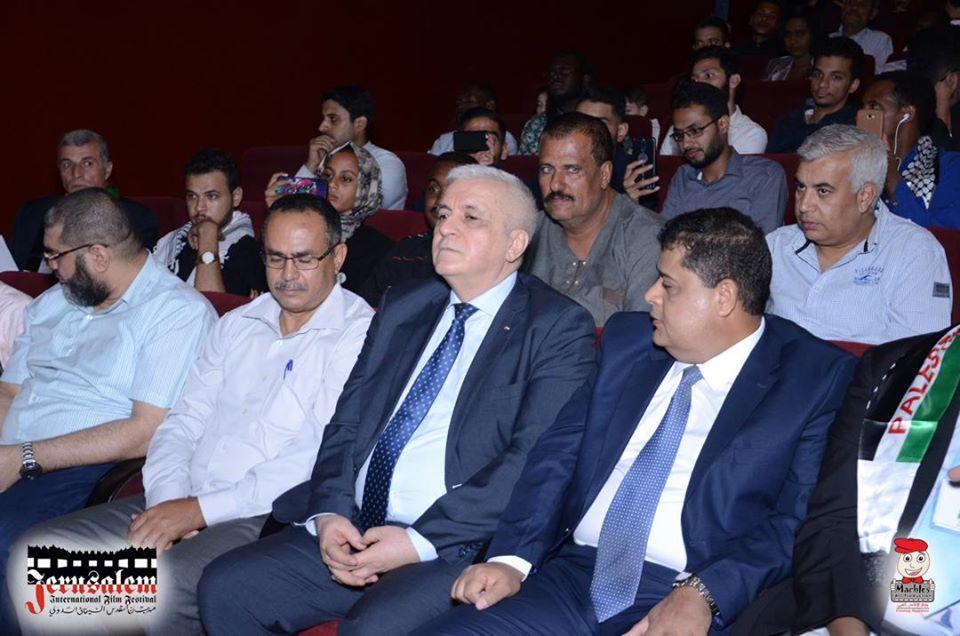 السودان يفتتح مهرجان القدس السينمائي بالتزامن مع فلسطين