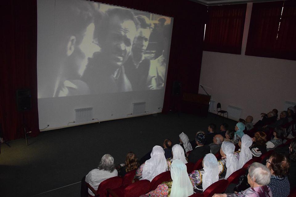"""افتتاح الدورة الرابعة لمهرجان القدس السينمائي الدولي في مدينة """" تشيبوكسارى"""" عاصمة جمهورية تشوفاشيا الروسية"""