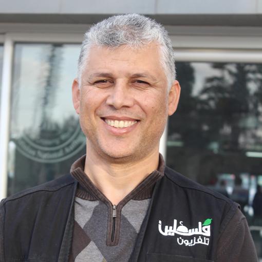 المخرج اياد أبو زبيدة